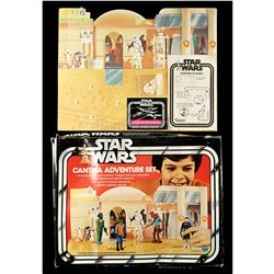 Lot # 39: Cantina Adventure Set (Sears Exclusive) - Box a