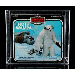 Lot # 44: Hoth Wampa AFA 85