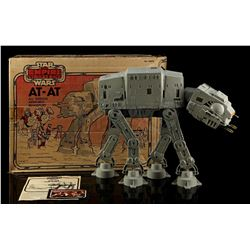 Lot # 45: AT-AT (All-Terrain Armored Transport)