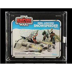 Lot # 46: Rebel Armored Snowspeeder Vehicle CAS 80