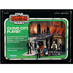 Lot # 49: Cloud City Play Set - Unused