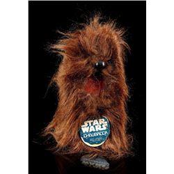 Lot # 61: Canadian Chewbacca Hand Puppet [Kazanjian Colle