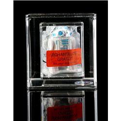 Lot # 81: R2-D2 (With Sensorscope) In Meccano Baggie CAS