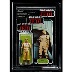 Lot # 96: Palitoy Bossk ROTJ Tri-Logo70B (With Snowtroope