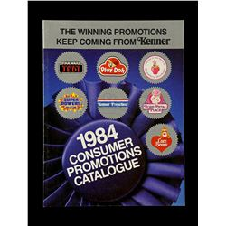Lot # 121: 1984 Kenner Consumer Promotions Catalog