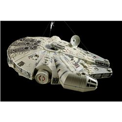 Lot # 122: Millennium Falcon Extraordinare Store Display