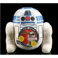 Lot # 144: R2-D2 Plush Toy Quality-Control Sample Prototy