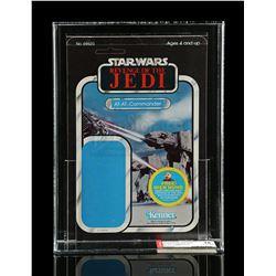 Lot # 151: ROTJ Proof Card - AT-AT Commander 48A AFA 75