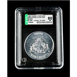 Lot # 164: Bondo Unproduced Coin AFA 80