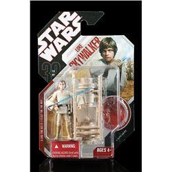 Lot # 175: Luke Skywalker Mock-Up Prototype