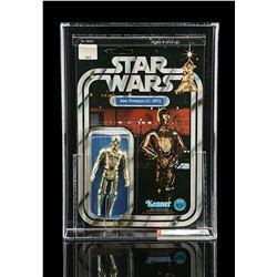 Lot # 181: C-3PO SW12C AFA 90