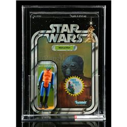 Lot # 192: Walrus Man (With Orange Greedo Footer) SW20G A