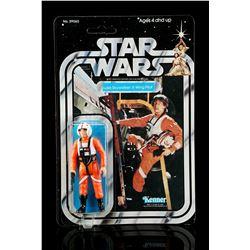 Lot # 198: Luke Skywalker: X-Wing Pilot SW21A