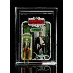 Lot # 211: Han Solo (Bespin Outfit) ESB41D AFA 85Y [Kazan