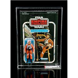 Lot # 212: Luke Skywalker (X-Wing Pilot) ESB41D AFA 85