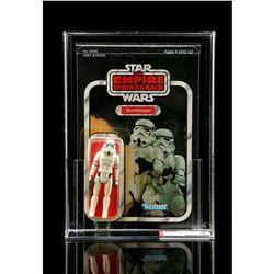 Lot # 213: Stormtrooper ESB41D AFA 70Y [Kazanjian Collect