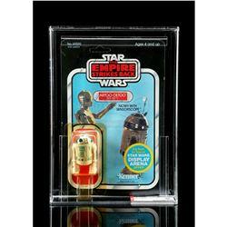 Lot # 219: Artoo-Detoo (R2-D2) with Sensorscope ESB45A AF