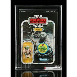 Lot # 225: Yoda ESB48B AFA 90