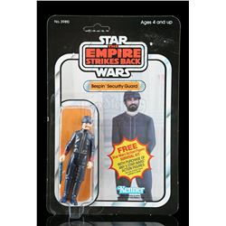 Lot # 231: Bespin Security Guard (White) (Handlebar Musta