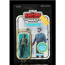 Lot # 232: Bespin Security Guard (Black) ESB45A