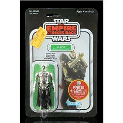 Lot # 235: C-3PO (Removable Limbs) ESB47