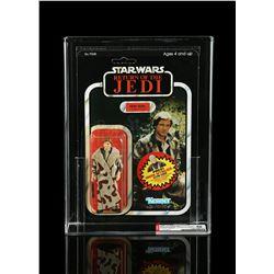Lot # 248: Han Solo (In Trench Coat) ROTJ77B - Anakin Off