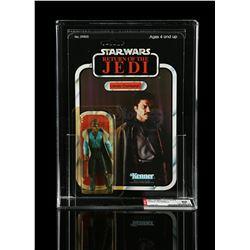 Lot # 251: Lando Calrissian ROTJ77A AFA 80