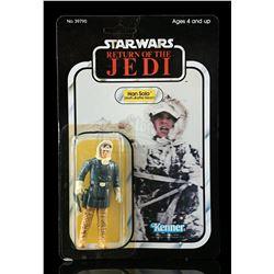 Lot # 263: Han Solo (Hoth Battle Gear) ROTJ77A