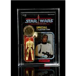 Lot # 287: Luke Skywalker (Imperial Stormtrooper Outfit)