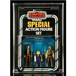 Lot # 304: Bespin Set ESB Series 2 3-Pack AFA 85Y