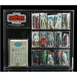 Lot # 309: Sears 15 Piece Collectors Set CAS 75