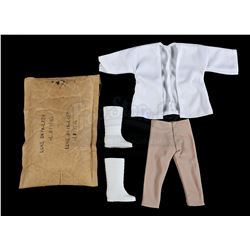Lot # 311: Large Size Luke Skywalker Clothing Set