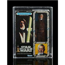 Lot # 316: Large Size Ben (Obi-Wan) Kenobi AFA 70