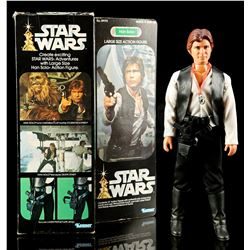 Lot # 321: Large Size Han Solo
