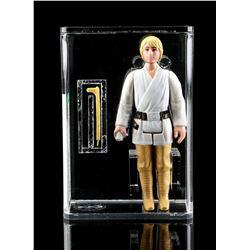 Lot # 328: Loose Luke Skywalker With Double-Telescoping L