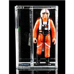 Lot # 344: Loose Luke Skywalker (X-Wing Pilot) AFA U85