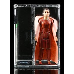 Lot # 348: Loose Princess Leia (Bespin Outfit) AFA 85