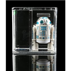 Lot # 357: Loose R2-D2 (With Sensorscope) AFA U85