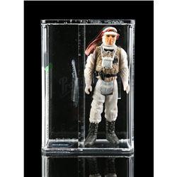 Lot # 362: Loose Luke Skywalker (Hoth Battle Gear) AFA U8