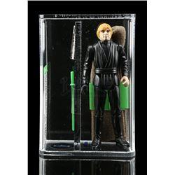 Lot # 365: Loose Luke Skywalker (Jedi Knight) AFA U85