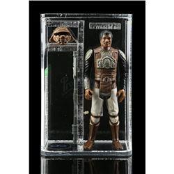 Lot # 367: Loose Lando Calrissian (Skiff Guard Disguise)