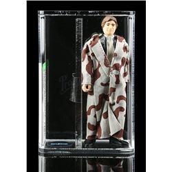 Lot # 378: Loose Han Solo (Camo Trenchcoat) AFA U85