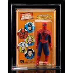 Lot # 391: Spider-Man AFA 80
