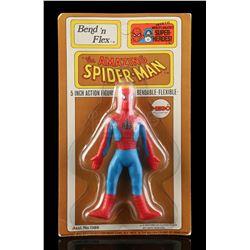 Lot # 392: Spider-Man Bend'n Flex