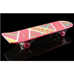 Lot # 395: 30th Anniversary Hoverboard Skateboard