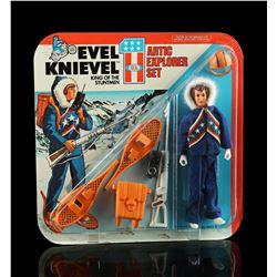Lot # 445: Evel Knievel Artic Explorer Set