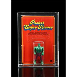 Lot # 463: The Incredible Hulk Red Back AFA 85