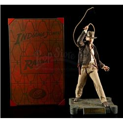Lot # 471: Toynami Cinemaquette 1:3 Scale Indiana Jones (