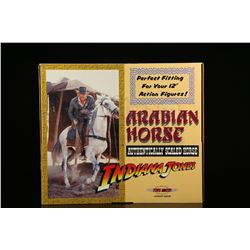 Lot # 473: 1:6 Scale Indiana Jones Arabian Horse (#841/10