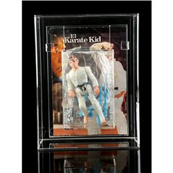 Lot # 477: Karate Kid Mexican Bootleg CAS 70